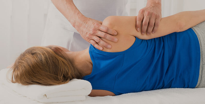 Shoulder Pain Relief Toledo, OH