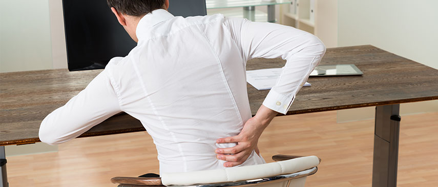 back pain middle age