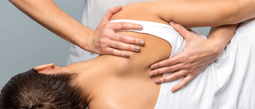 shoulder pain relief toledo oh